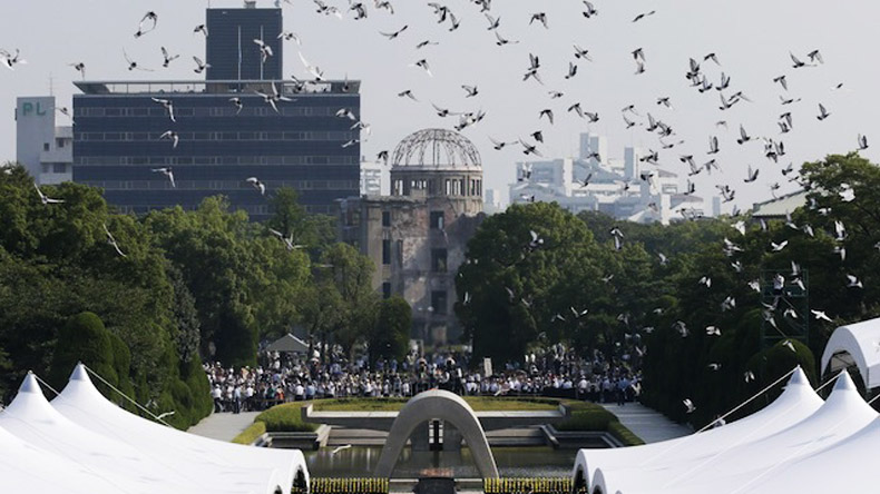 Ceremony remembers Korean victims of Hiroshima bombing