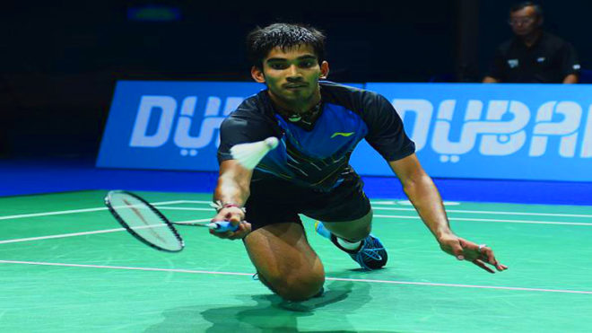 Srikanth, Prannoy crash out of Japan Open 2107; Pranav-Reddy advance into semis
