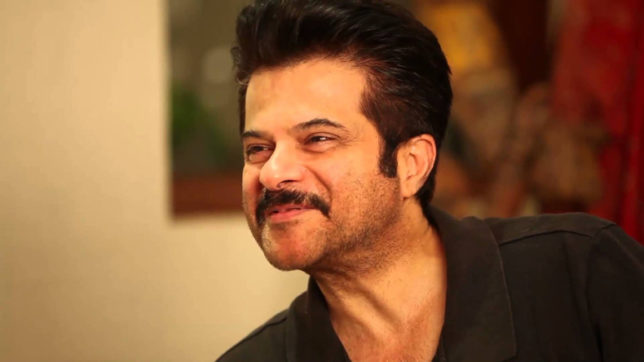 Anil Kapoor begins the shoot of 'Fanney Khan'