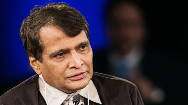 Utkal train derailment: Fix responsibility on prima facie evidence, says Suresh Prabhu