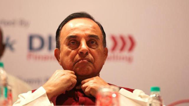 Two union ministers fomenting trouble in TN: Swamy