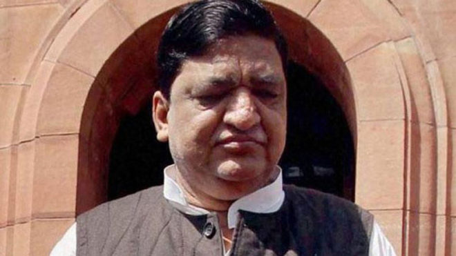 SP leader Naresh Agarwal links Hindu gods with alcohol, sparks row