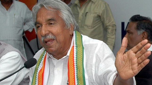 Kerala: Chant grows for Chandy as Congress state chief