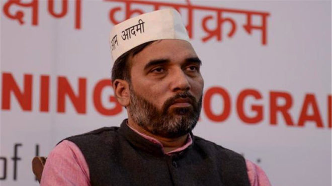 AAP launches nationwide protest against high petrol, diesel prices