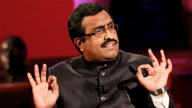 Separatists using Kashmiri people as scapegoats, no talks with them: Ram Madhav