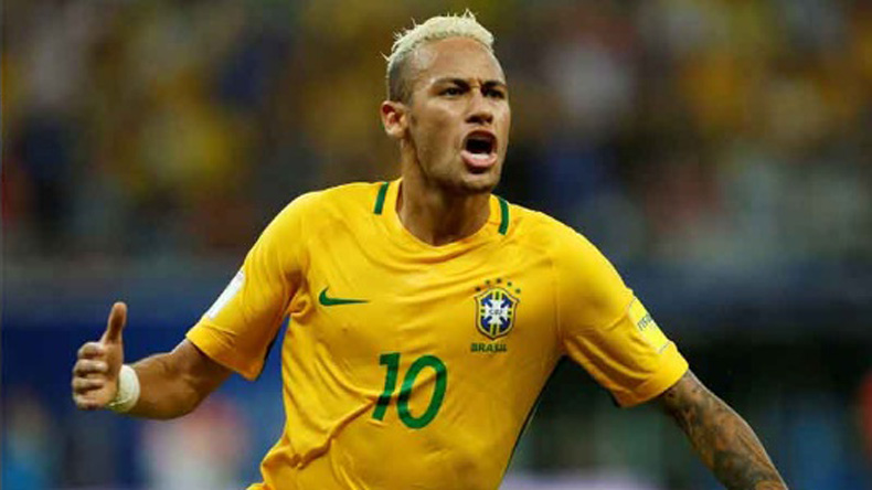 Neymar on target as Brazil rout Paraguay 3-0