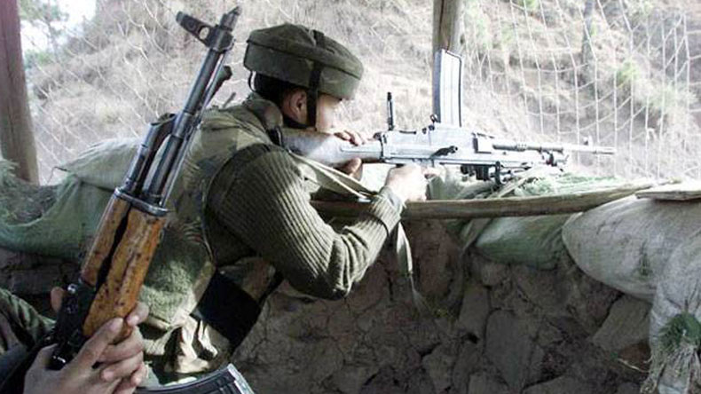 Soldier, civilian killed in ceasefire violation across LoC by Pakistani troops