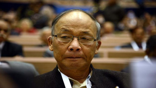 Manipur: Congress to work as a responsible opposition, says former CM Okram Ibobi
