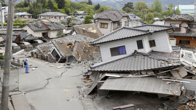 China: Death toll due to earthquake reaches 20, over 400 injured