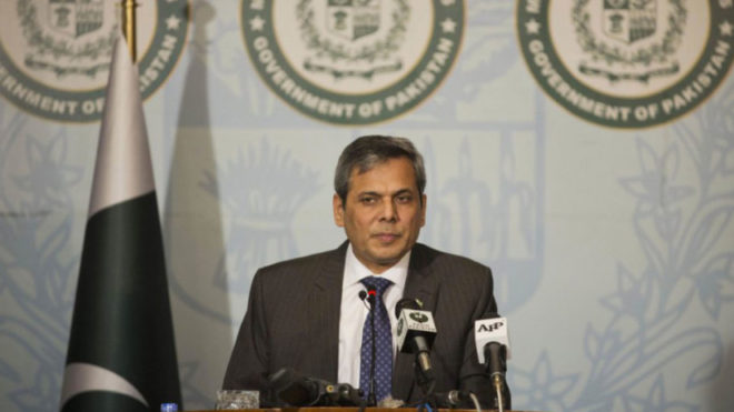 Change in India's n-strike policy is 'dangerous', says Pakistan