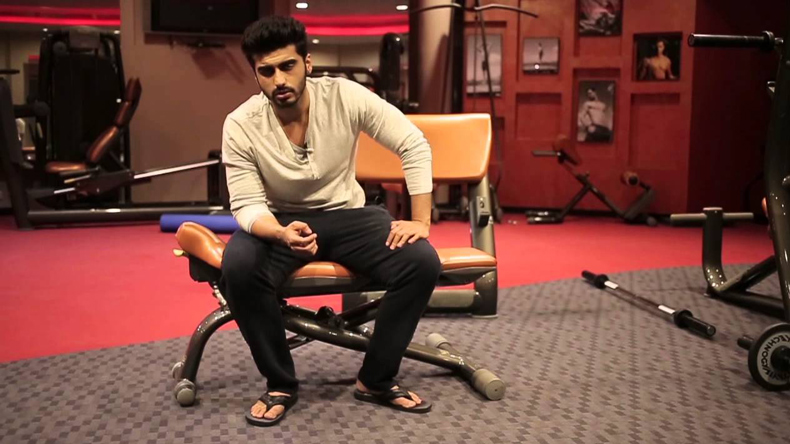 Bmc issues notice to arjun kapoor to raze his terrace gym for Arjun appadurai how to make a national cuisine