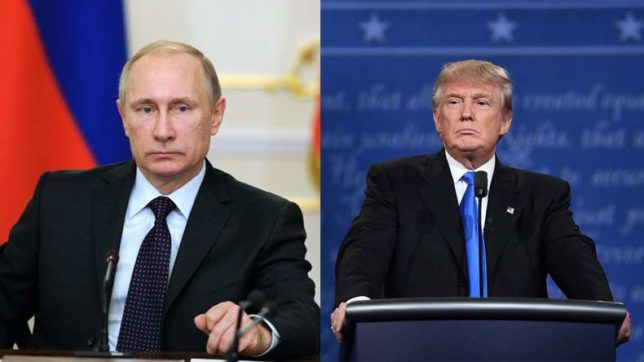 Russia compiles psychological dossier on US President Donald Trump for Vladimir Putin