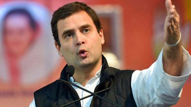 Rahul Gandhi likely to take over as Congress chief in October