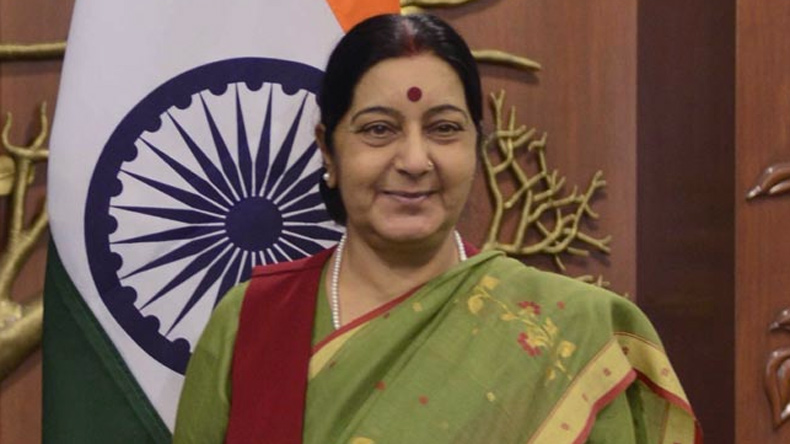 Sushma Swaraj seeks report on Indians' death in Dubai