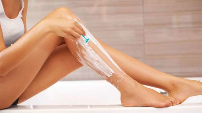 Shaving better than wax, creams for hair removal, say dermatologists