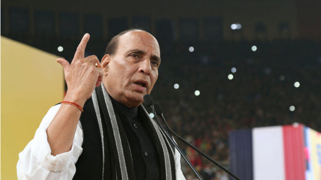 India's borders with Pakistan, Bangladesh to be sealed: Rajnath Singh