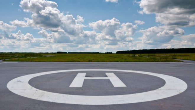 India's-first-heliport-inaugurated-in-Delhi