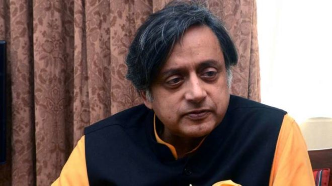 Congress leader Shashi Tharoor rubbishes reports of joining BJP