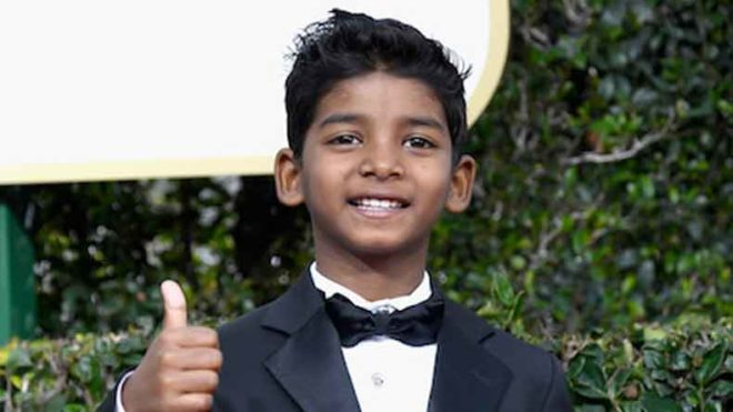 89th Academy Awards: Indian child actor Sunny Pawar roars like 'The Lion King' at Oscars