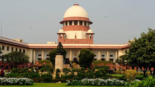 Aadhaar not mandatory for social schemes, says Supreme Court