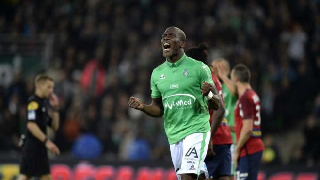 UEFA opens case against French club St Etienne over incidents at Old Trafford (2)
