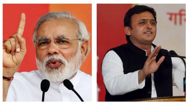 UP-Elections-2017-PM-Modi,-Akhilesh-Yadav-appeal-to-vote