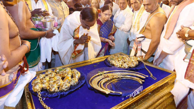 kcr-offers-gold-at-tirupati