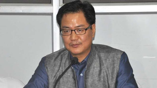 Ramjas College violence: Who's polluting young girl's mind, says Kiren Rijiju on DU campaigning against ABVP