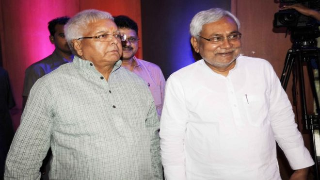 Nitish Kumar, Lalu Yadav term budget 'disappointing'