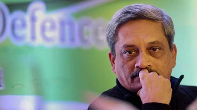 Manohar Parrikar denies quitting Centre over Kashmir, Opposition calls him 'bhagoda'