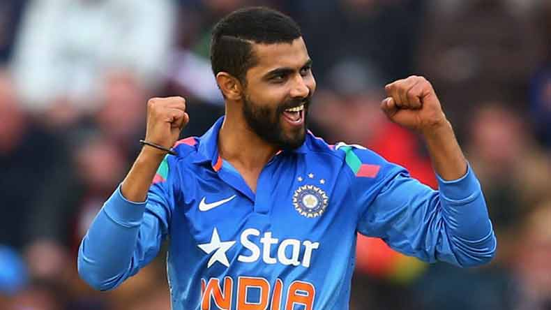Ravindra Jadeja is now No. 1 test bowler in ICC test ranking