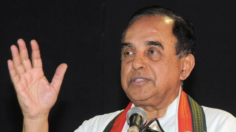 Depopulate Kashmir Valley to curb protests: Swamy