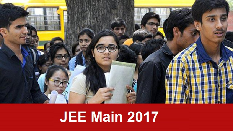 JEE Mains 2017 Admit Cards Released, Pattern Changed