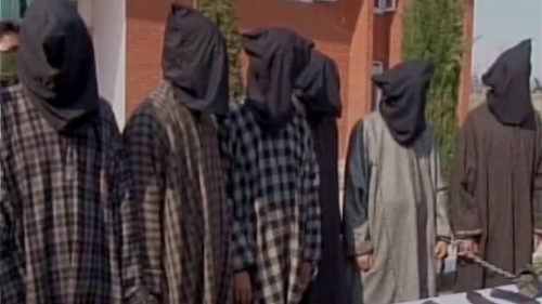 Jammu & Kashmir: Hizbul Mujahideen module busted in Kulgam, 6 arrested with arms and ammunition