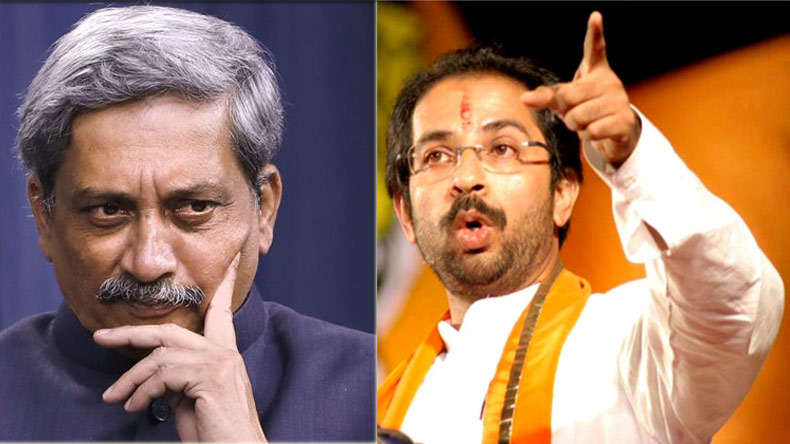 BJP-led coalition will crumble soon: Shiv Sena