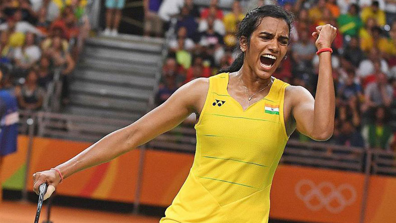 PV Sindhu sails into quarterfinals with another easy win