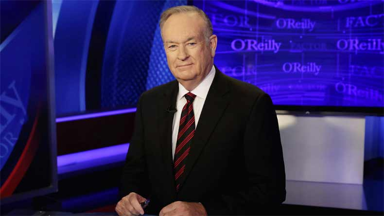 Bill O'Reilly out at Fox after harassment allegations