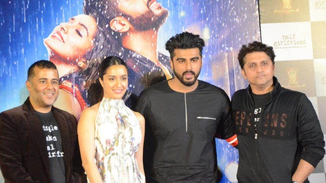 'Half-Girlfriend'-to-release-across-1600-Indian-screens