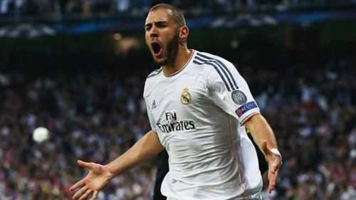 Real Madrid looking forward to selling striker Benzema for £50 million