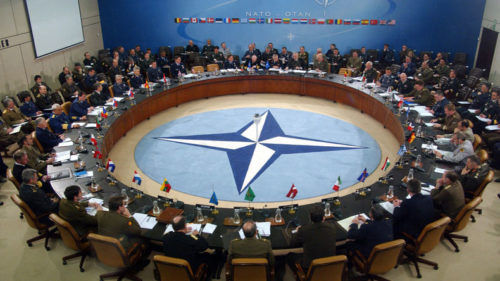 Russia ready to mend ties with NATO: Military chief