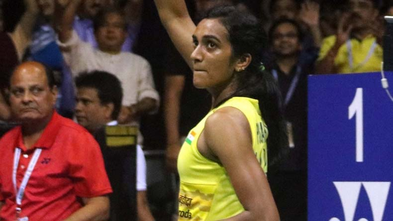 Sports fraternity congratulates PV Sindhu on her sensational Korea Open victory