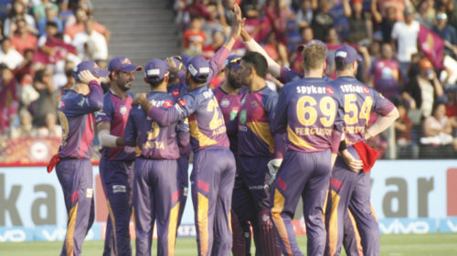 Rising Pune Supergiant vs Royal Challengers Bangalore: Story in pictures