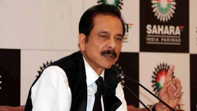 Non-payment of Rs 1500 cr will land Subrata Roy in jail: SC