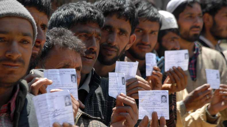 Police Kill Civilians In Kashmir By-Election Clashes