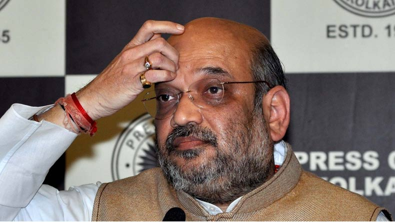 Amit Shah to visit J-K for expansion drive of party