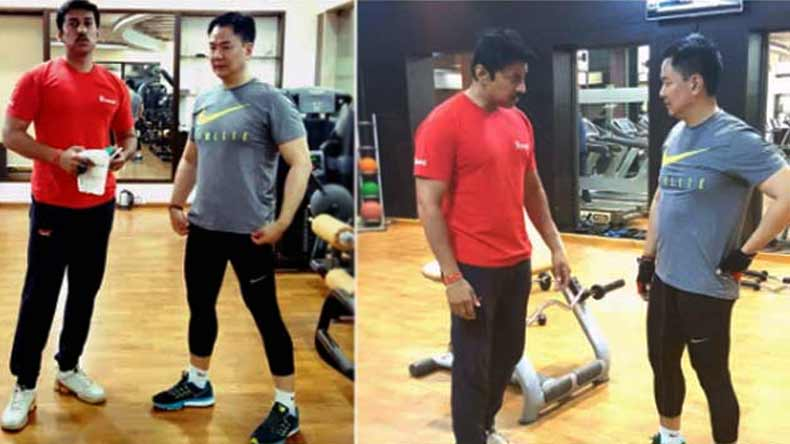 Kiren Rijiju, Rajyavardhan Rathore lead by example on fitness front