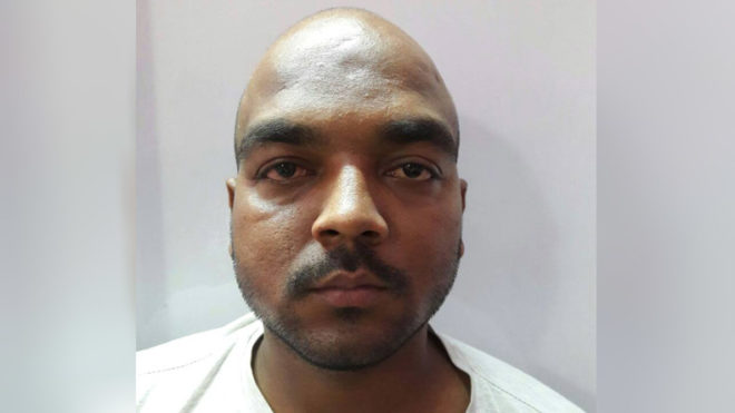 Suspected ISI agent Aftab Ali arrested by UP ATS in Faizabad