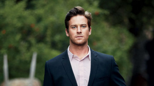 Johnny Depp lives on an entirely other planet: Armie Hammer