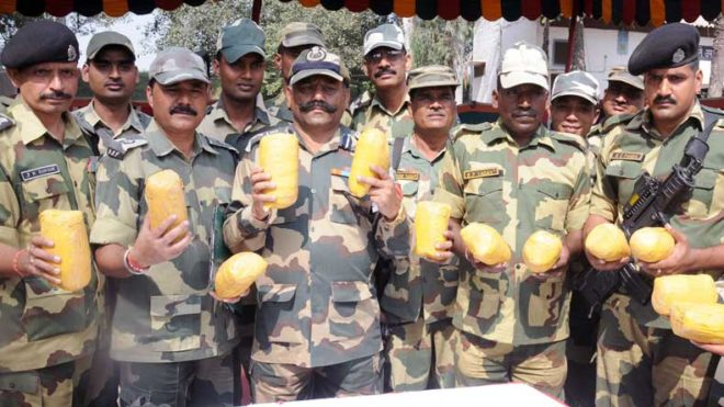 Punjab: Heroin worth Rs 25 cr seized by BSF