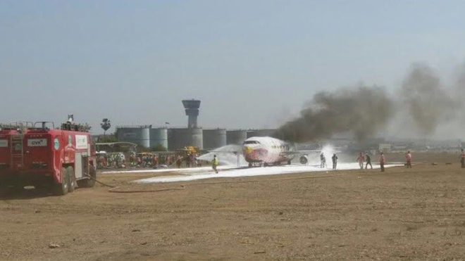 'Dummy aircraft on fire' at Mumbai airport bags CII top award
